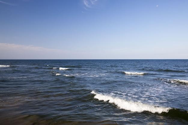 Mar baltico, estate