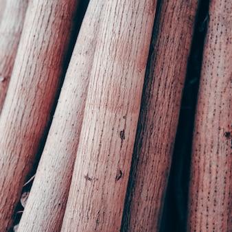 Sfondo bio di bambù minimo