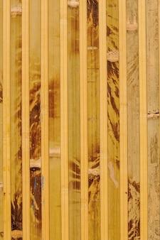 Trama di bambù tagliere, fondo in legno o texture.