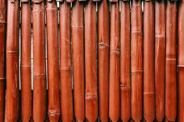 Priorità bassa di struttura di riga di bambù