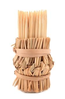 Stuzzicadenti di bambù