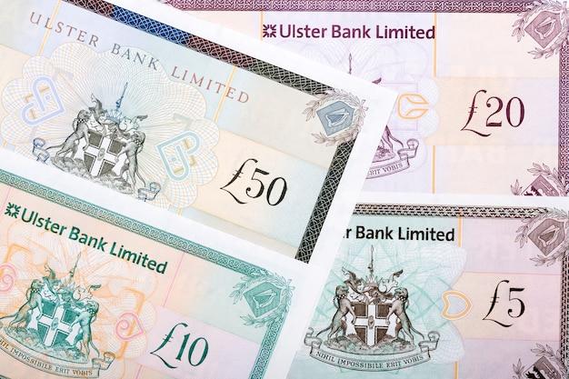 Banconote dell'irlanda del nord