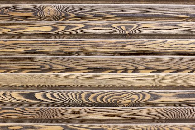 Struttura del tavolato della parete di legno del granaio vecchie doghe di legno solido rustico shabby background