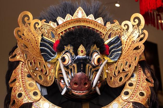 Barong bali cultura tradizionale balinese