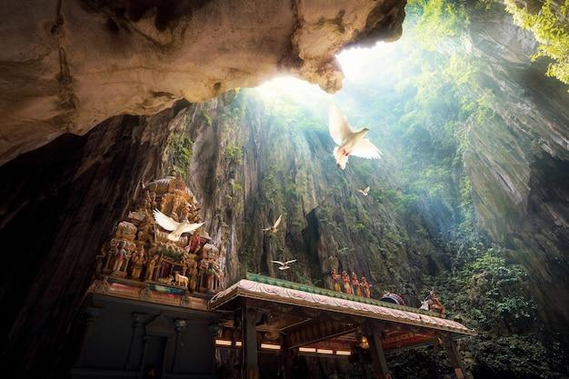 Tempio della grotta di batu