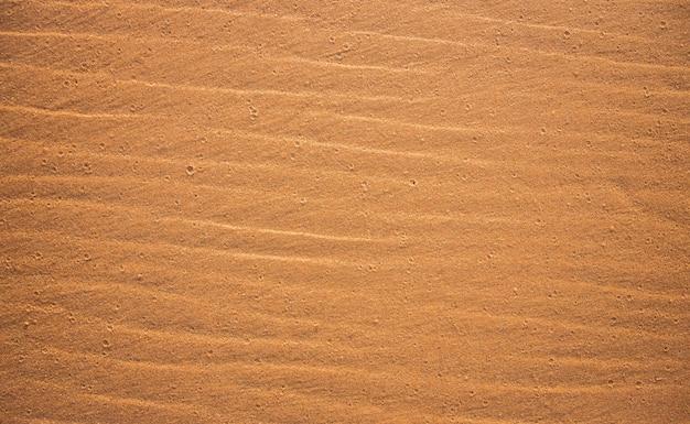Fondo di struttura della superficie della sabbia della spiaggia