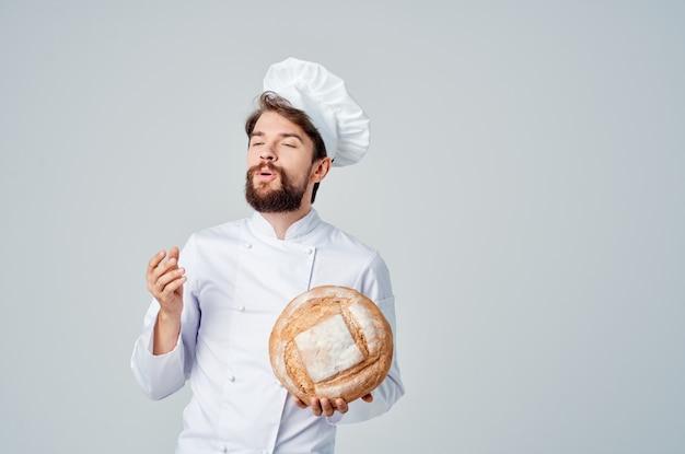 Barbuto chef ristorante fornitura di servizi industria culinaria
