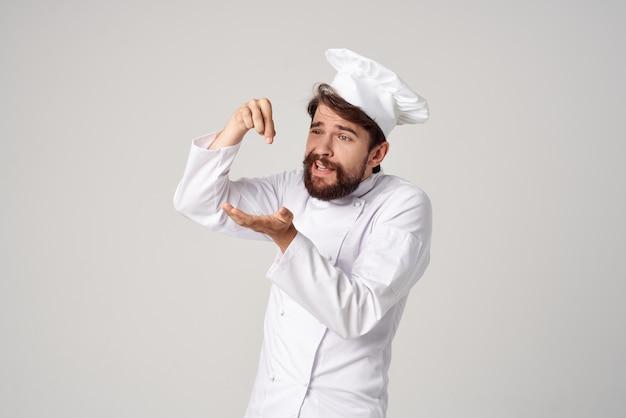 Barbuto chef ristorante fornitura di servizi emozioni professionali