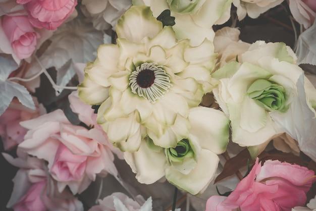 Bellissimo fiore bouquet per lo sfondo