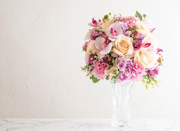 Bellissimo mazzo di fiori