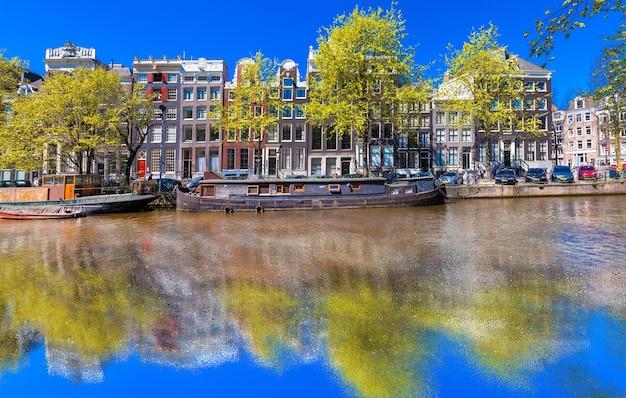 Bellissimi canali di amsterdam.