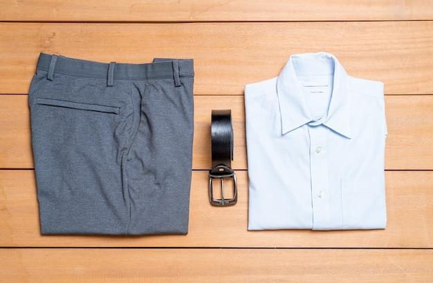 Bella moda uomo casual e set di vestiti