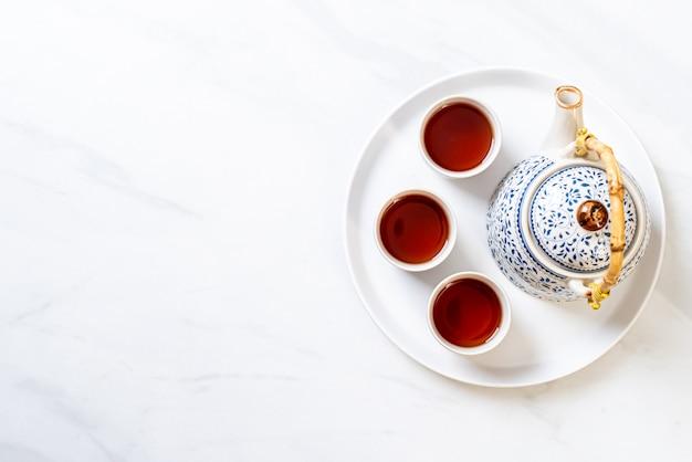 Bellissimo servizio da tè cinese