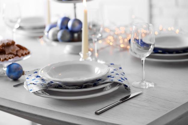 Splendida tavola di natale