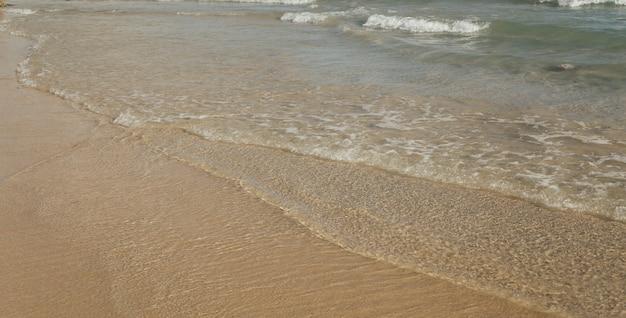 Bellissima costa del mare