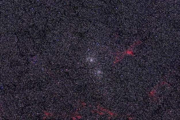 Bellissimo spazio buio. gli elementi di questa immagine sono stati forniti dalla nasa. foto di alta qualità