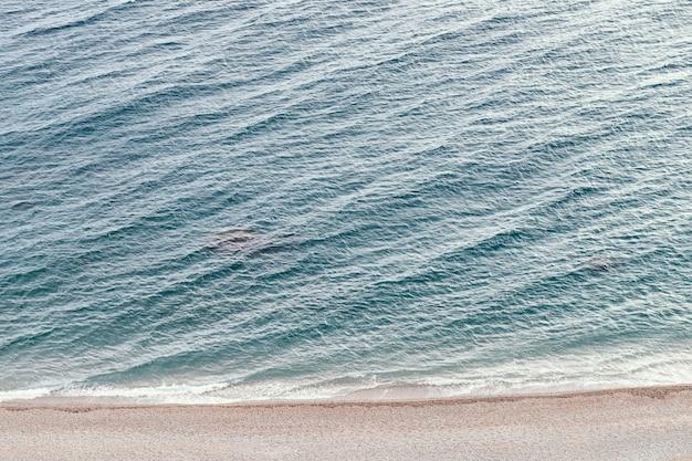 Bellissime risorse oceaniche naturali