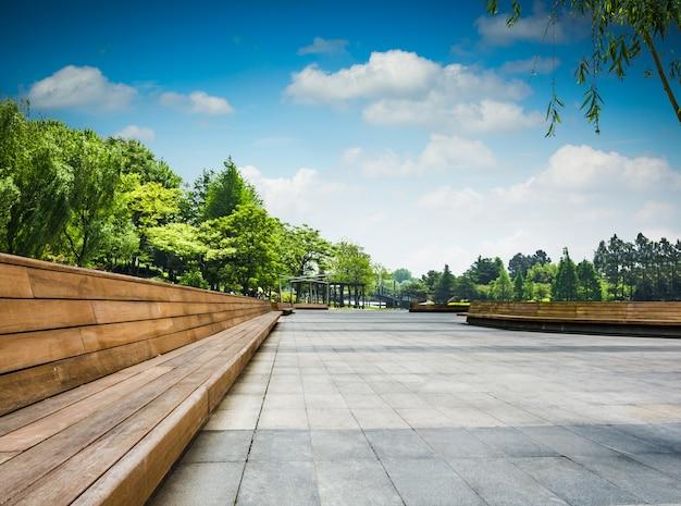Il bellissimo parco