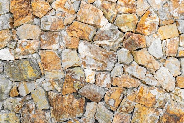 Bella struttura della parete di roccia con copia spazio per lo sfondo