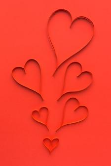 Bellissimo concetto di san valentino