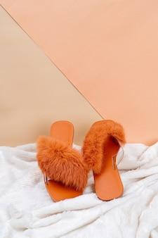 Scarpe di moda bella donna