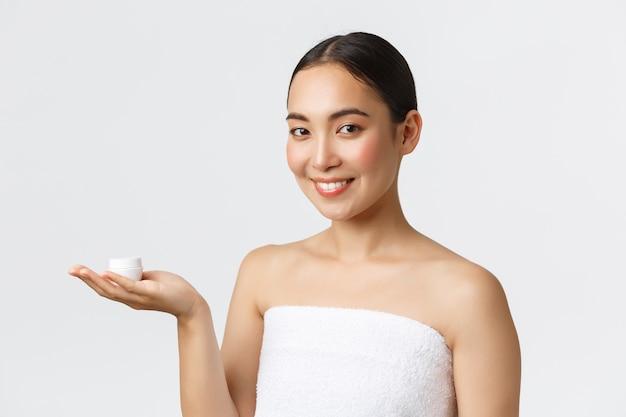 Bellezza, cura personale, salone spa e concetto di cura della pelle.