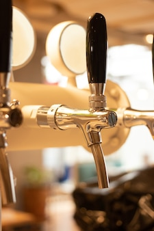 Distributore di birra in acciaio inox
