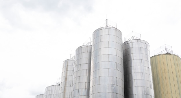 Serbatoio di fermentazione della birra o impianto di produzione della birra
