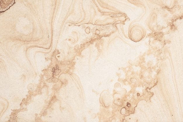 Piastrelle di ceramica beige, lastra di pietra, struttura della parete di marmo, superficie del granito, motivo marrone astratto, materiale grunge, sfondo vintage, design in pietra.