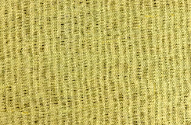 Beige grigio naturale panno di lino tessuto tessile texture di sfondo closeup copia spazio