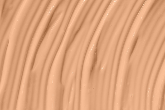 Beige nude fondotinta liquido texture correttore striscio sbavature goccia make up crema base testurizzata