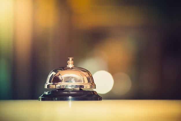 Servizio di campana al banco informazioni