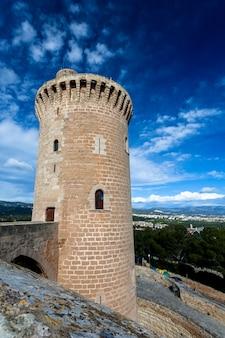 Castello bellver, palma di maiorca