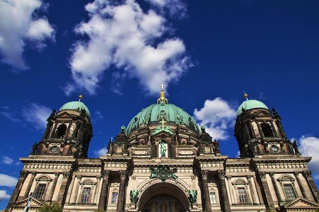 Berlin cathedral, la chiesa antica, germania