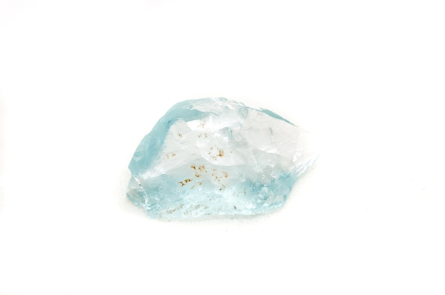 Campione di cristallo di berillo