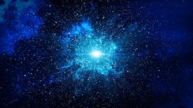 Big bang nello spazio