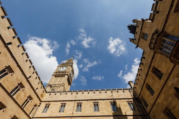 Big ben (elizabeth tower) a londra