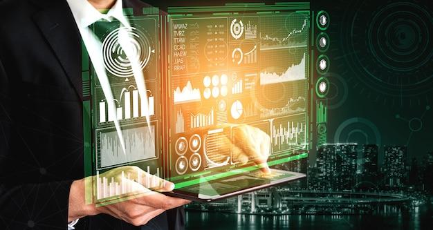 Big data technology per il concetto analitico di finanza aziendale