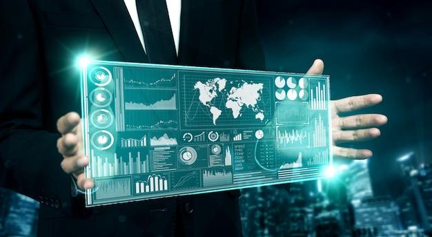 Tecnologia per big data per la finanza aziendale