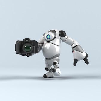 Grande illustrazione del robot