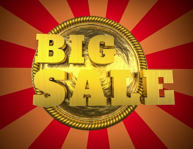 Grande offerta speciale di vendita