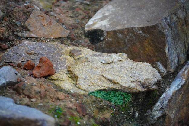 Grande immagine di pietra piena texture ad alta definizione
