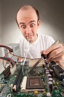 Elettronica bizzarra