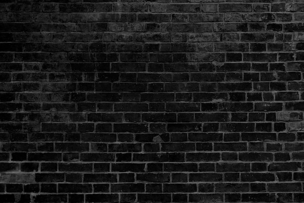Carta da parati di struttura del muro di mattoni neri
