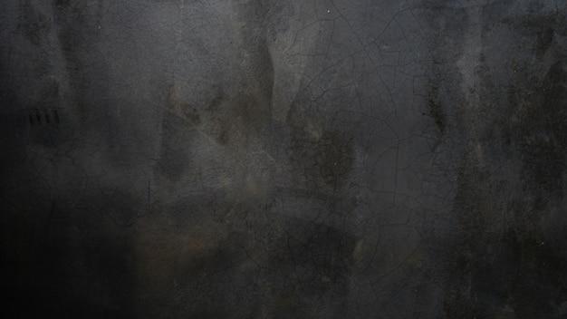Sfondo muro di cemento nero, muro di cemento di pietra
