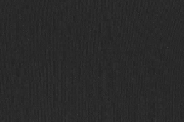 Trama di cotone nero