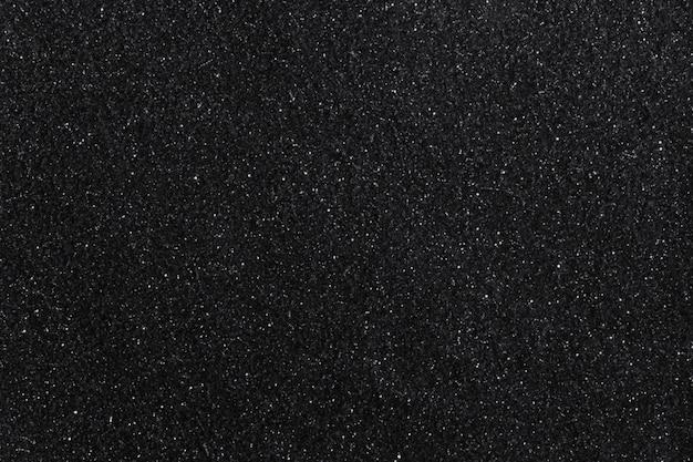 Sfondo nero scintillante