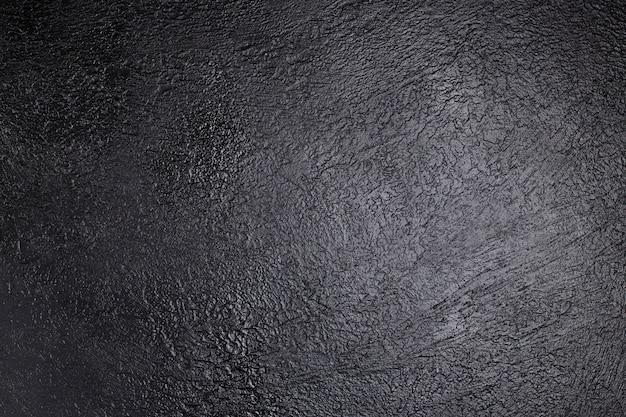 Pelle nera di struttura del grunge