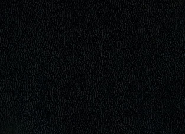 Sfondo texture similpelle nera