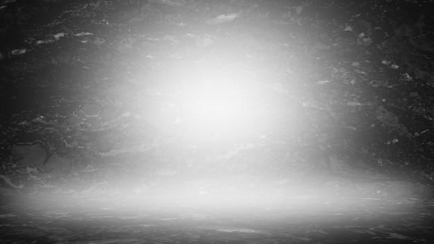 Motivo naturale in marmo nero per sfondo astratto in bianco e nero